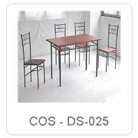 COS - DS-025